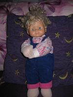 Отдается в дар Кукла с мягкими руками, ногами