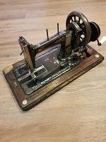 Отдается в дар Швейная машина ручная