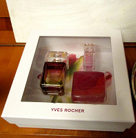 Отдается в дар Духи Yves Rocher Moment de Bonheur