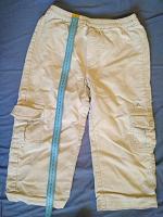 Отдается в дар Джинсы, брюки на резинке для мальчика