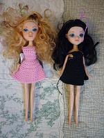 Отдается в дар Куклы с большой головой и маленькими ножками