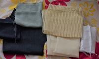 Отдается в дар обрезы ткани для рукоделия 2