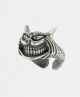 Отдается в дар Кольцо «Чеширский кот» :)