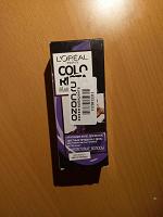 Отдается в дар Фиолетовая краска для волос(желе) Loreal