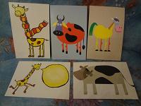 Отдается в дар открытки с животными, икеа