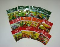 Отдается в дар Чай в пирамидках TESS