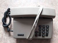 Отдается в дар Телефон стационарный