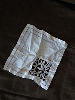 Отдается в дар Ретро платок в коллекцию