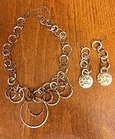 Отдается в дар Комплект: ожерелье и серьги