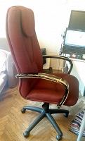 Отдается в дар «Директорское» мягкое кресло