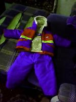 Отдается в дар Детский зимний костюм!