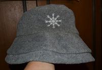Отдается в дар Шляпа демисезонная