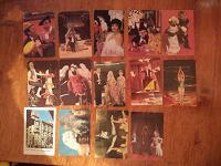 Отдается в дар Советские календарики