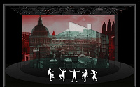 Отдается в дар СРОЧНО!!! Приглашение на 2 лица, мюзикл «Пляшущие человечки» Театр «У Никитских ворот» 26 марта 19-00