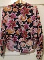 Отдается в дар Блузка яркой расцветки