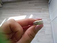 Отдается в дар Кольцо серебрянное