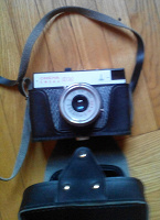 Отдается в дар Фотоаппарат «Смена»