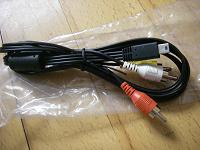 Отдается в дар USB-тюльпан для цифро фотика камеры и др эл девайсов новый