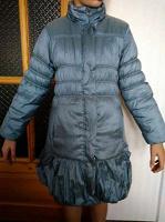 Отдается в дар Пальто осень-зима для девочки до 146см