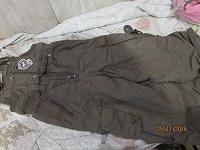Отдается в дар теплые штаны рост 110