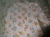 Отдается в дар пижама теплая р 54-56
