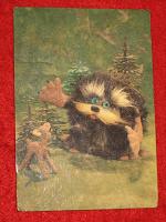 Отдается в дар Календарик 1991