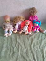 Отдается в дар Куклы.