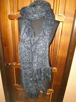 Отдается в дар шарф теплый