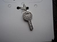 Отдается в дар Подарок к Новому году-серебряный кулон