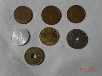 Отдается в дар Монетки разных стран