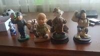 Отдается в дар Сувенирные мини-статуэтки