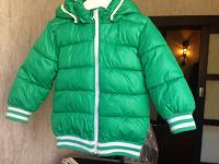 Отдается в дар Куртка-«пуховик» детский H&M