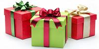 Отдается в дар Сладкий подарок на НГ