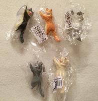 Отдается в дар Подставка для телефона «Котик»