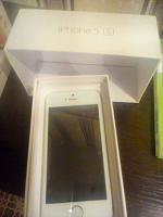 Отдается в дар Мобильный телефон iPhone5S