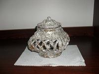Отдается в дар Керамический ларец