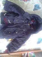 Отдается в дар Зимняя детская куртка