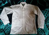 Отдается в дар Белая рубашка на мальчика/мужчину