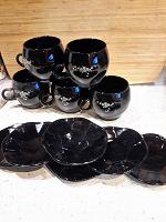 Отдается в дар чайный/кофейный набор