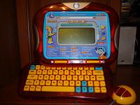 Отдается в дар Компьютер детский, нерабочий.