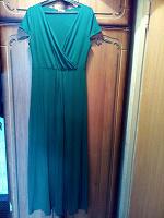 Отдается в дар Платье в пол.