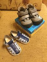 Отдается в дар Ботиночки и сандалики