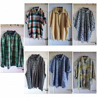 Отдается в дар Рубашки мужские 58 — 60 размер.