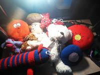 Отдается в дар Мягкие игрушки разные