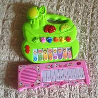 Отдается в дар Музыкальные игрушки для рукастого папы