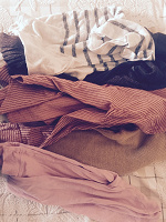 Отдается в дар Кофточки блузка туника 44-46
