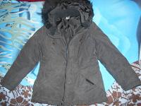 Отдается в дар Куртка детская на 5-6 лет.