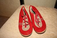 Отдается в дар Детские тряпичные ботиночки