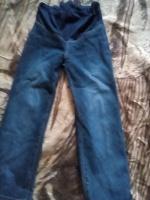 Отдается в дар Теплые джинсы для беременных s