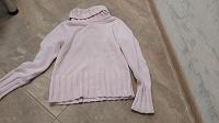 Отдается в дар Розовый свитер